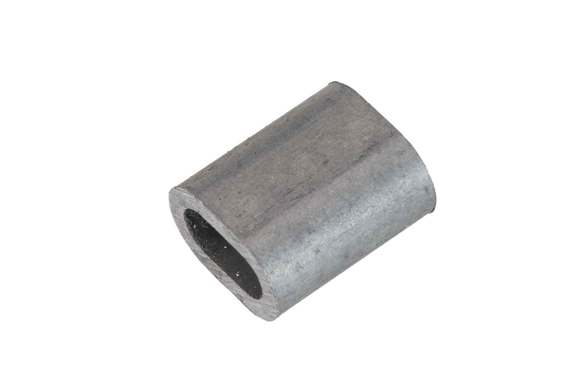 Knijphuls 3mm aluminium