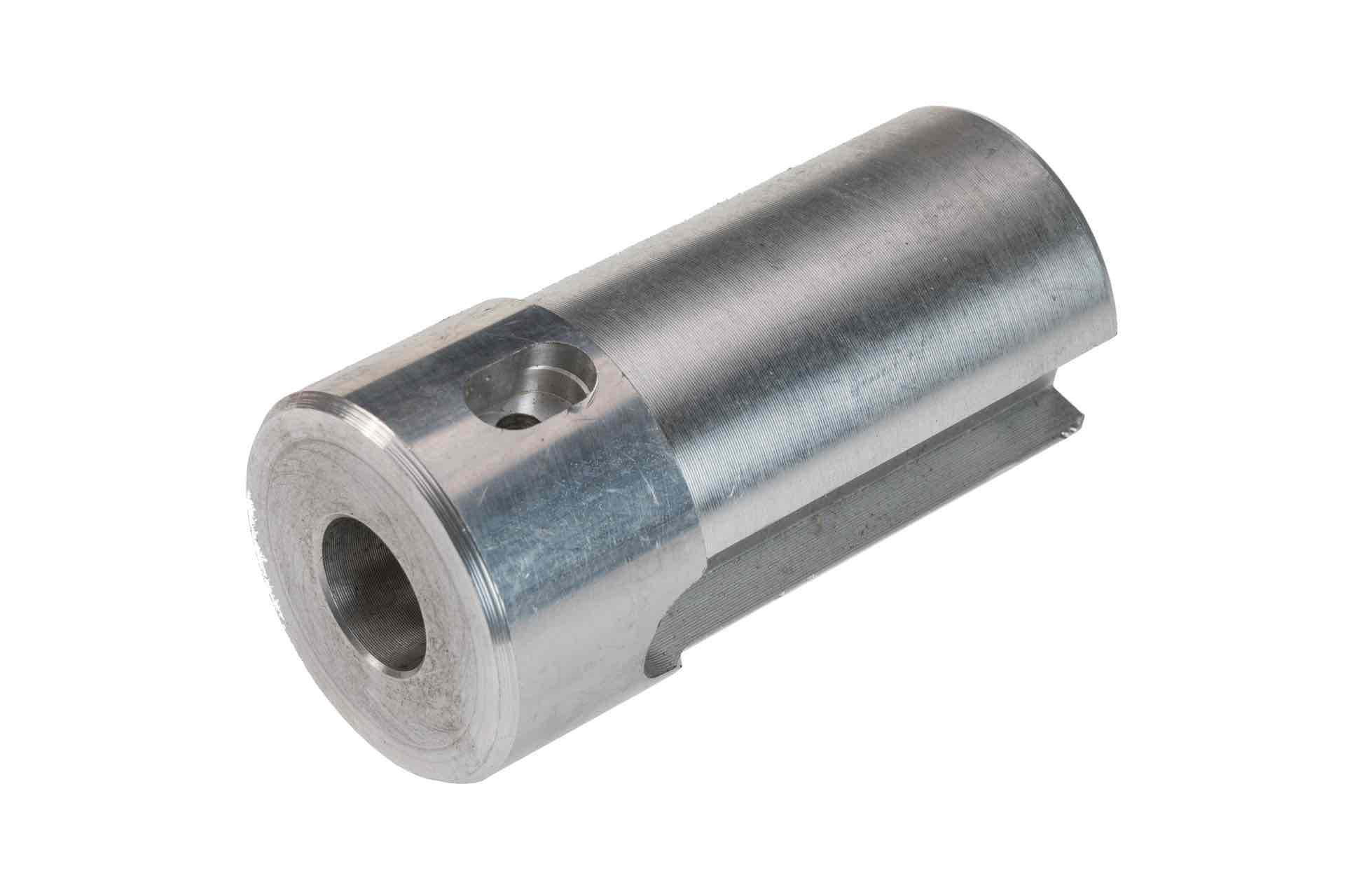 Koppelstuk rolbuis 50mm